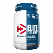 Протеин Dymatize Elite Whey 930 гр