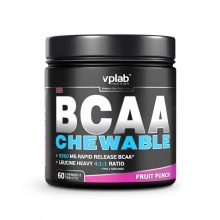 BCAA VPLab chewable 60 caps