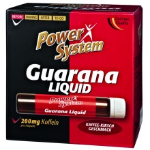 Гуарана Power System Guarana Liquid 200мг